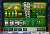 Gold Rush fruitmachine
