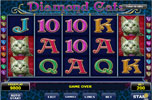 Diamond Cats Slotmachine