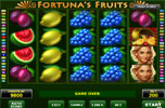 Fortunas Fruits Slotmachine