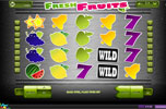 Fresh Fruits Slotmachine