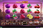 Fruit Zen Slotmachine